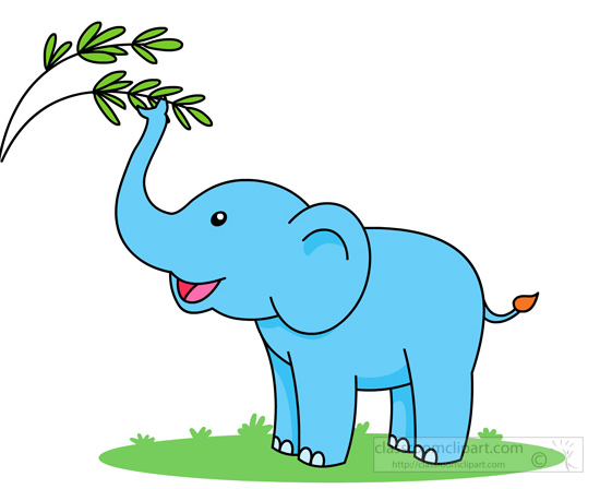 Elephant clip art elephent. Free clipart pictures graphics