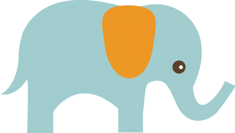 elephants svg giraffe