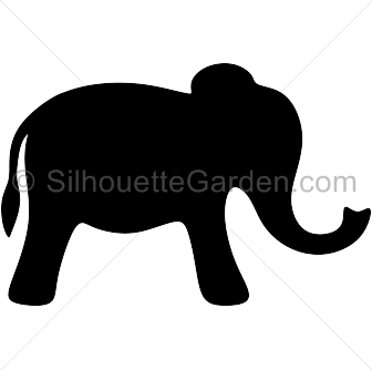 and svg elephant