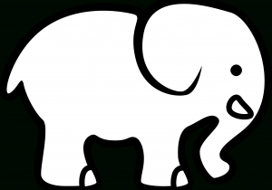Cartoon drawing sketch gallery. Elephant clip art simple clipart transparent download