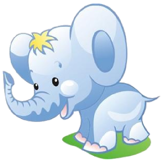 Funny baby images all. Elephant clip art transparent background black and white stock