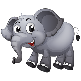 Brown baby images all. Elephant clip art transparent background clip black and white