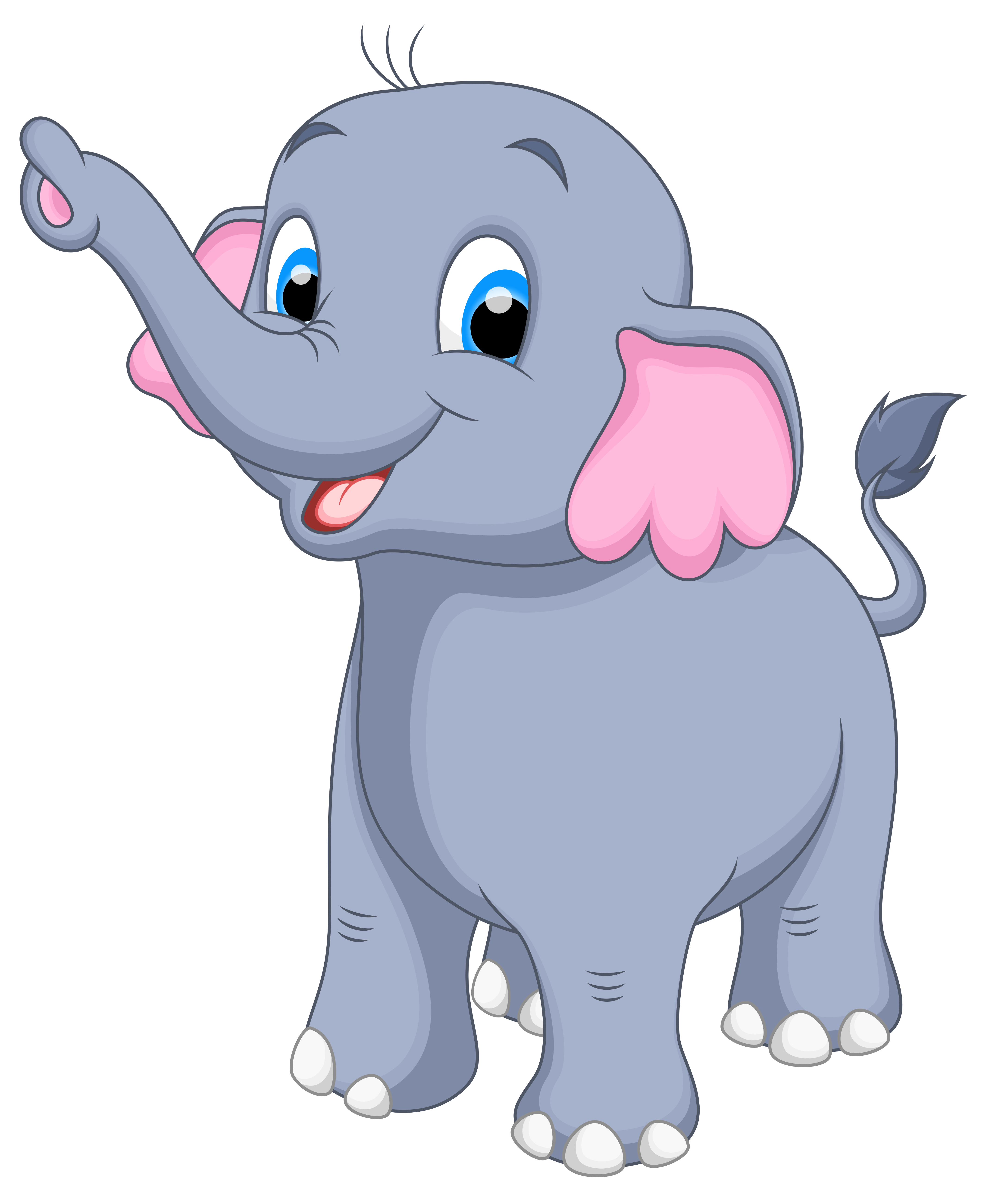 baby shower elephant png