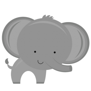 Elephants svg adorable. Animals pets miss kate