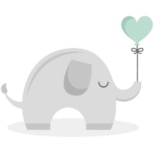 Elephants svg adorable. Daily freebie miss kate