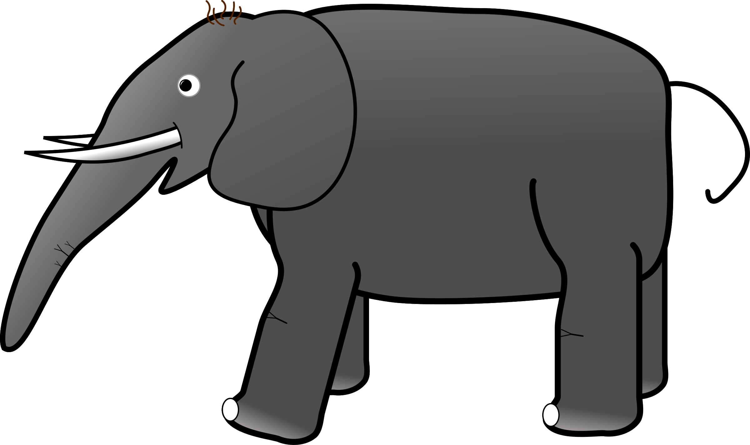 Elephants svg grey baby. Elephant icons png free