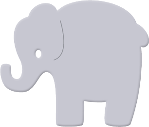 Elephants svg silhouette cameo. Website with lots of