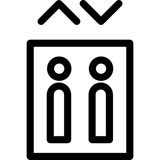 Elevator buttons png. Free arrows icons icon