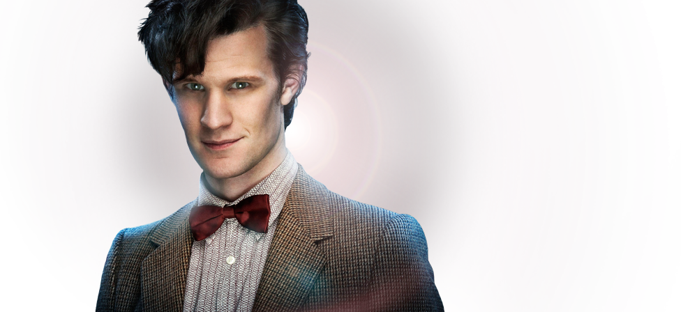 Eleventh doctor png. The arrives at hour