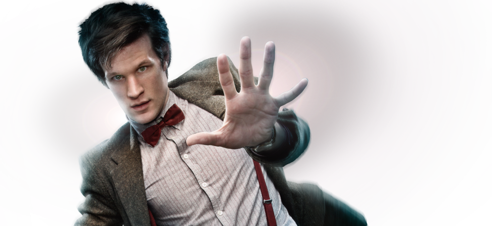 Eleventh doctor png. Why who can cross