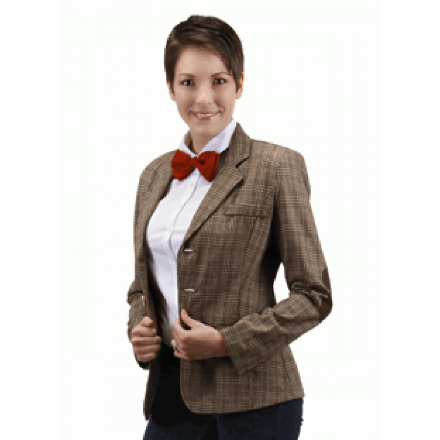 Eleventh doctor png. Who th womens jacket