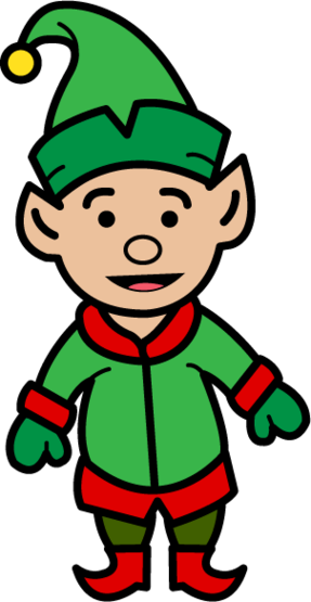 Elf clipart. Free to use clip