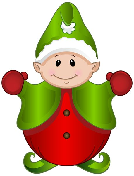 Elf clipart adorable. Best christmas clip