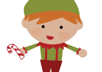 Elf clipart couple. Free collection of elves