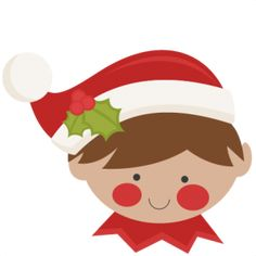 Elf clipart cut out. I think m in