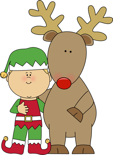 Elf clipart kawaii. Free dance reindeer cliparts