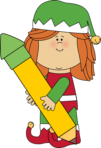 Elf clipart thing. Christmas free robinsons uk