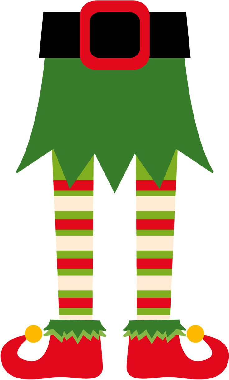 Elf clipart top. On the shelf at