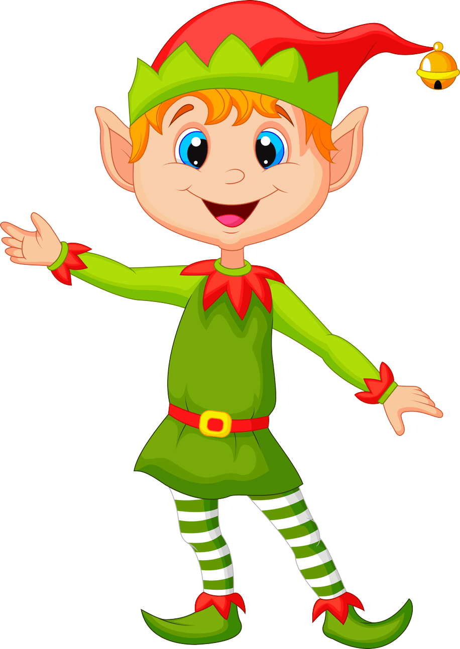 Elf clipart waving. Pin by charudeal on