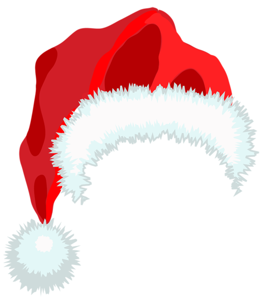 Cartoon santa hat png. Clipart pinterest and