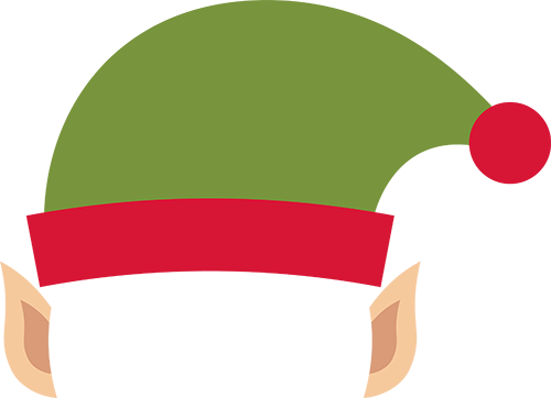 Elf hat png. Collection of clipart