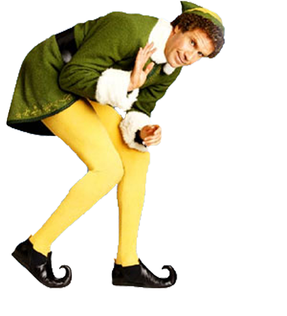 buddy the elf png