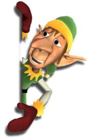 Elf png peeking. Robby the try watching