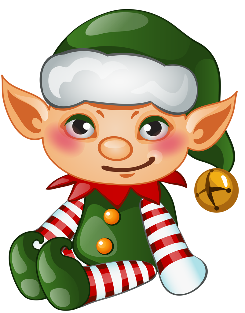 Elf png vector. Merry christmas and