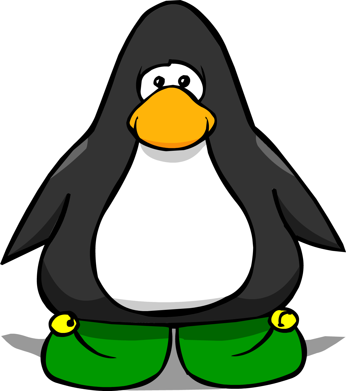 Elf shoes png. Image from a player