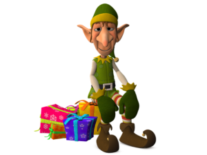 Elf png creepy. Little has nothing on