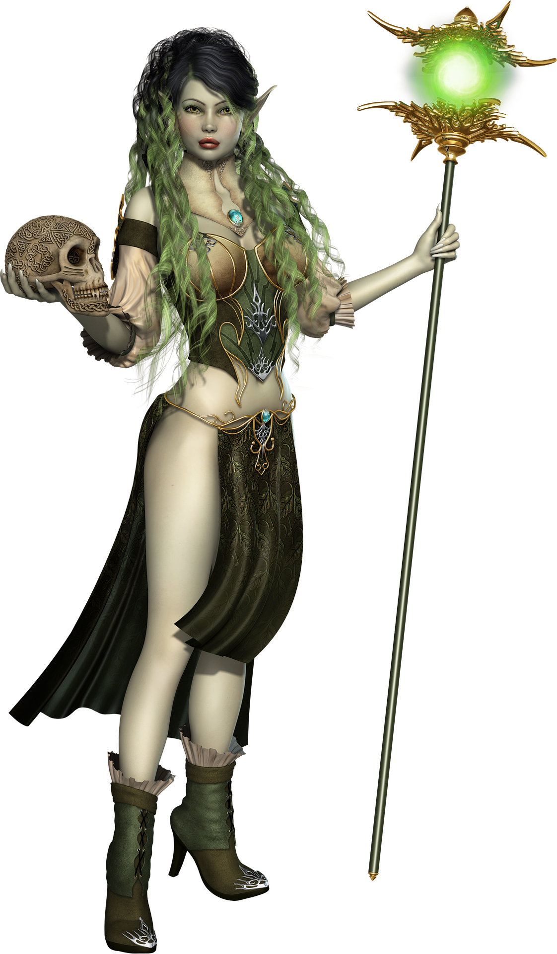 Elf transparent female. Png image purepng free
