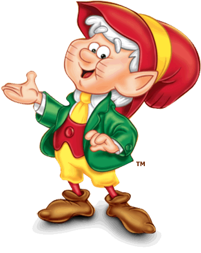 elf transparent keebler