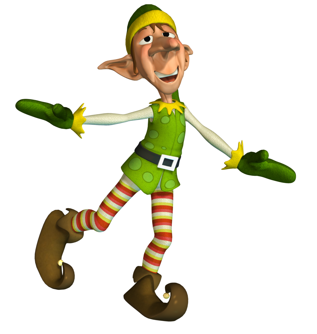 Elf transparent two. Png images all