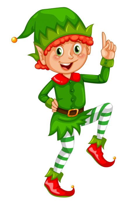 Elf clipart buddy. Png free images toppng