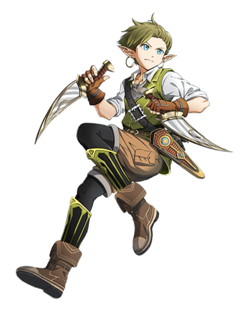 Elf warrior png. Image cyrus the transparent