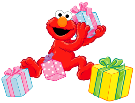 Elmo birthday png. Image detail for happy
