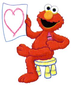 Elmo Clipart Crayons Picture 27579 Elmo Clipart Crayons