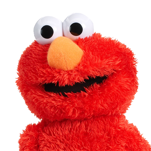 Elmo png. By tectos on deviantart