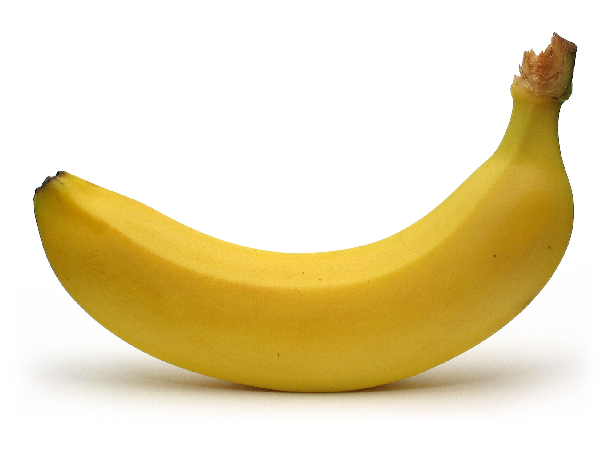 Elongated banana. Pictures freaking news