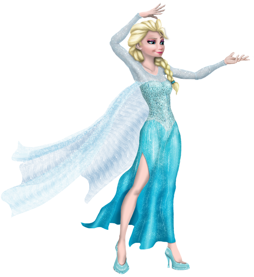 Frozen characters elsa png. From by jdmann on