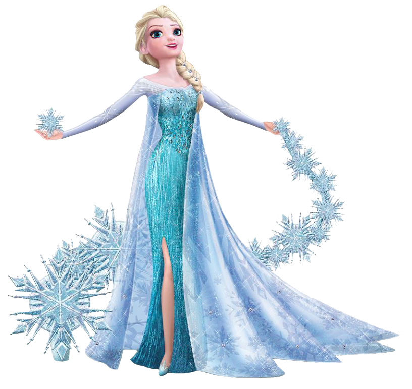 Personagens frozen png