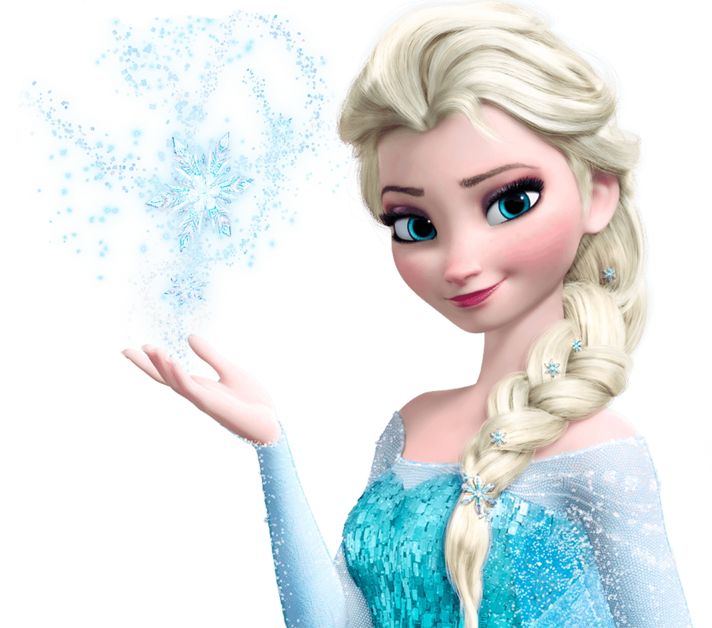 Elsa clipart. Frozen png of from