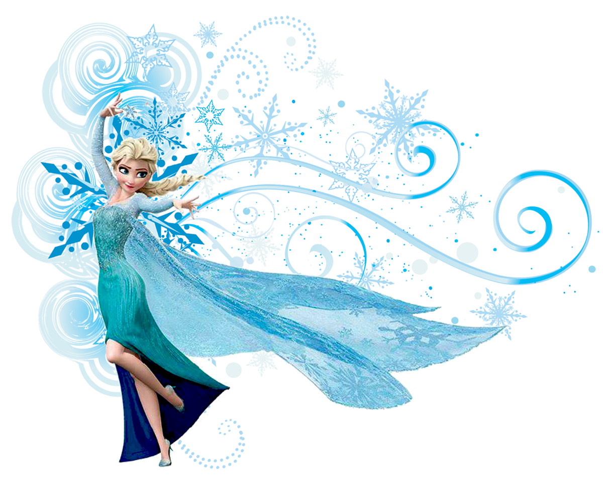 Elsa clipart birthday decoration. Pin by magda on