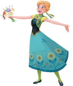 Elsa clipart renders. File anna and frozen