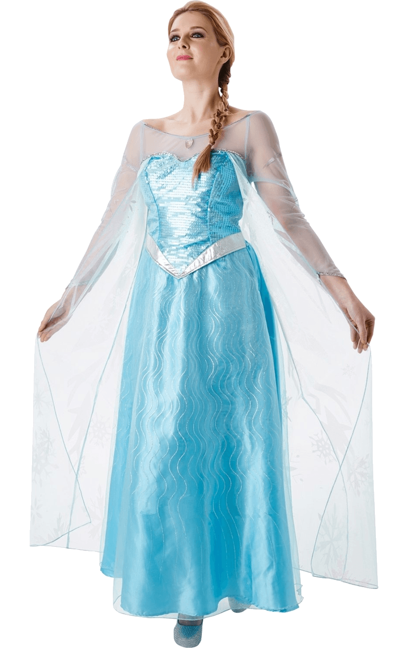 Elsa costume png. Adult disney frozen jokers