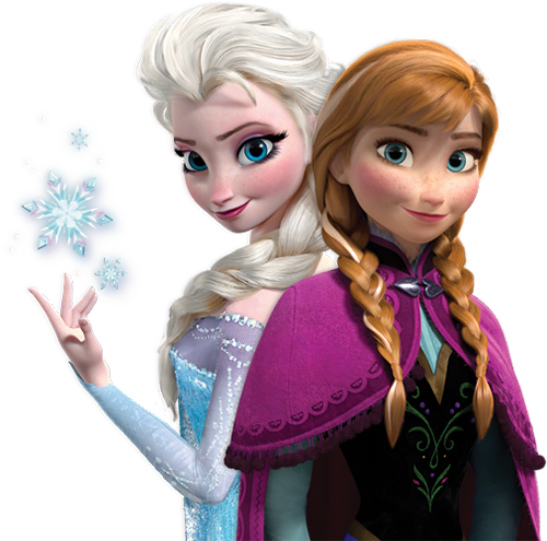 Elsa y anna frozen png. Pin by jessica gonzalez