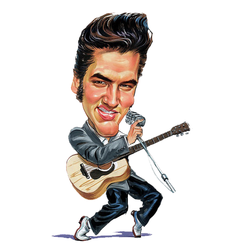 Guitar clipart guitar elvis. Pres