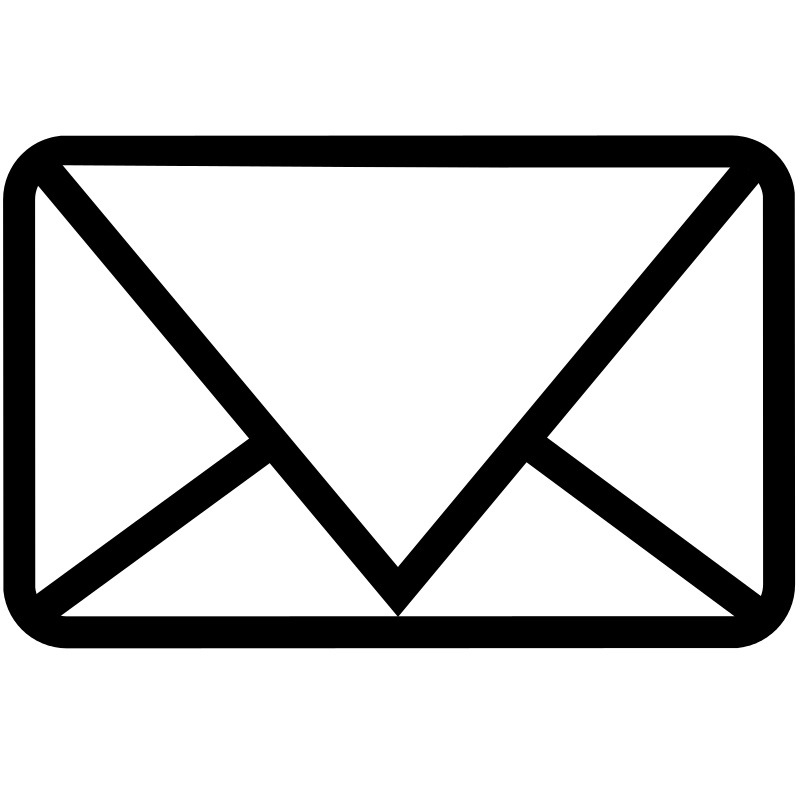 Email clipart. Physic minimalistics co