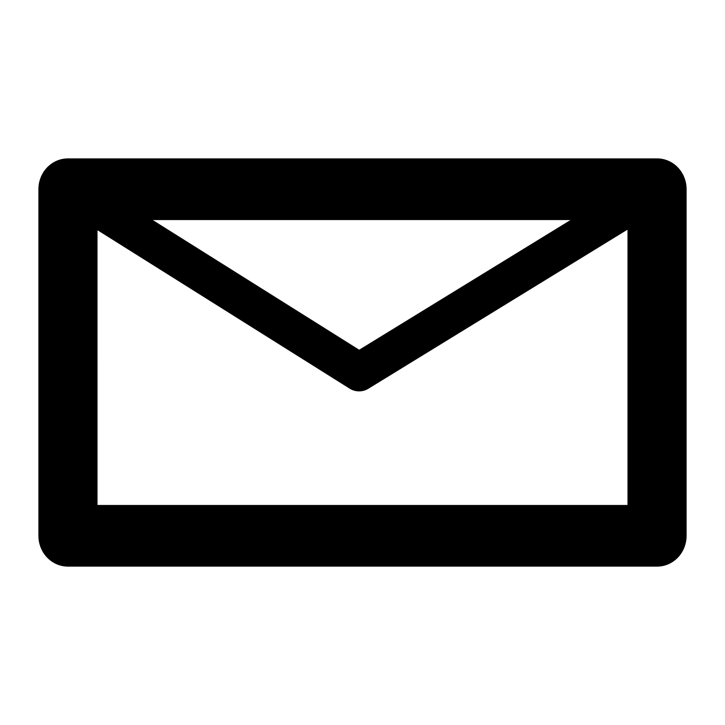 Email clipart. Black and white letters