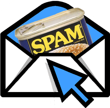 Mail drawing junk. Steps to reduce spam